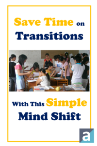 Save Time on Transitions With This Simple Mind Shift