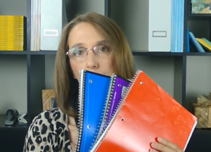 Use Notebooks to Collect Student Work