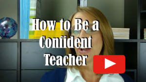 Watch How to Be a Confident Teacher