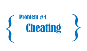 Students Who Cheat on Incentive Programs
